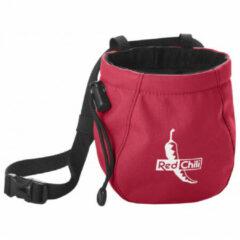 Red Chili - Kid's Chalk Bag Kiddy - Pofzakje roze/zwart/rood
