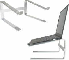 Zilveren Vannons - Laptopstandaard - Laptop Standaard - Universeel - Aluminium