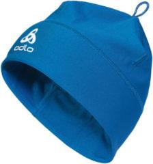 Odlo - Polyknit Hat - Muts maat One Size, blauw