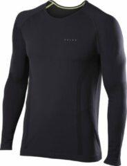 FALKE Warm Longsleeved Shirt Comfort Heren 39610 - XXL - Zwart