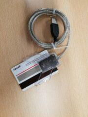 Transparante Gemalto IDBridge CT30 usb smartcard reader