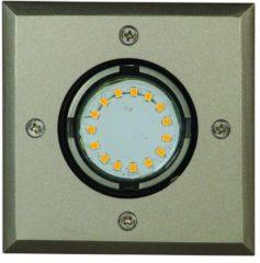 Roestvrijstalen Luxform 12 Volt Buitenverlichting Bourke Led-grondspot