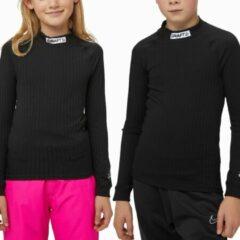 Craft Progress Baselayer Thermoshirt Zwart Kinderen