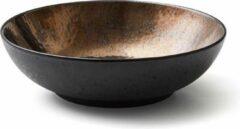 Bitz slakom brons - diameter 24 cm - hoogte 7 cm