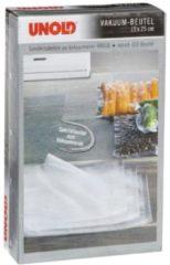 Unold Vakuumier-Folien Vakuum-Beutel 15x25 cm Unold bunt/multi