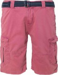 Rode Brunotti Caldo Heren Sportbroek - Dusty Red - Maat S