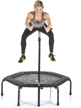 Afbeelding van Zwarte Hammer Fitness Hammer cross jump fitness trampoline