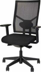 Zwarte SKEPP RoomForTheNew Bureaustoel 007S K&R- Bureaustoel - Office chair - Office chair ergonomic - Ergonomische Bureaustoel - Bureaustoel Ergonomisch - Bureaustoelen ergonomische - Bureaustoelen voor volwassenen - Bureaustoel ARBO - Gaming stoel - Thu