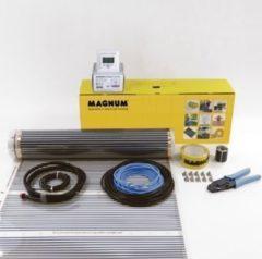 Magnum Foil elektrische vloerverwarming exclusief Klokthermostaat 10m2 1200W