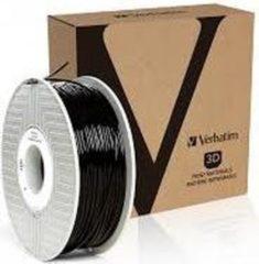 Verbatim 55327 3D-printmateriaal Polymelkzuur Zwart 1 kg