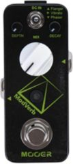 Mooer ModVerb modulatie effectpedaal