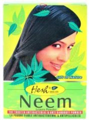 Groene Merkloos / Sans marque Hesh Neem Leaves Powder 100g Natural Clay Skin and Face Cleanser Mask Mud Pack