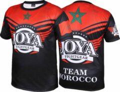 Joya T - Shirt - Marokko - Zwart - XXL