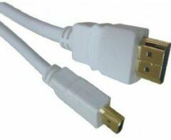 Sandberg - 1.4 HDMI kabel - 1 m - Wit