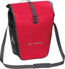 Vaude - Aqua Back Single - Bagagedragertas maat 24 l, rood/roze/grijs/zwart