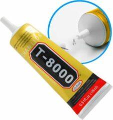 MMOBIEL T-8000 15ML Multifunctionele Industriele Lijm Zwart incl. Precisietip