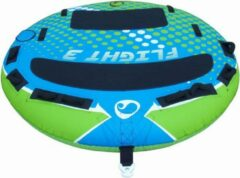 Blauwe Spinera Flight 3 - Funtube - Opblaasband- Boot Accessoires - Band Achter Boot - Band Boot