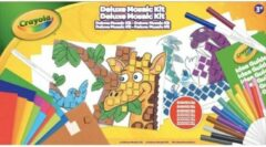 Goliath Crayola - Moza�ek Set - Activiteiten voor kinderen - Crayola Kit