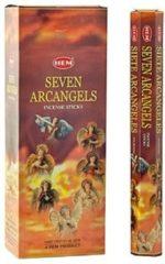 HEM Wierook Siete Arcangeles -7 Arcangels (6 pakjes)