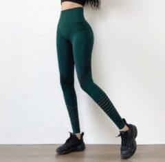 Topco Sportlegging Groen - Maat L