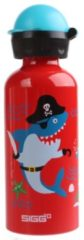 Rode SIGG 8624.70 drinkfles 400 ml Dagelijks gebruik Multi kleuren Aluminium