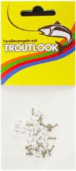 Troutlook Tremarella glaskralen- met veren - 4g