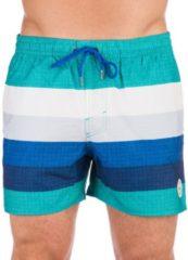 O'Neill Mid Vert Horizon Swim Short Green Swim Shorts