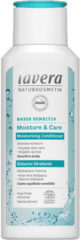 Lavera Basis Sensitiv conditioner moisture & care F-NL 200 Vloeistof