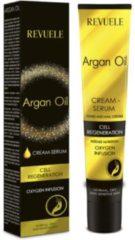 Revuele Hand & Nail Cream Serum Argan Oil 50ml.