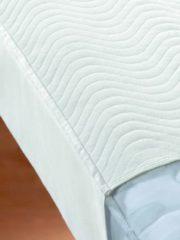 Inkontinenz Stecklaken 'Sleep & Protect' Biberna blau