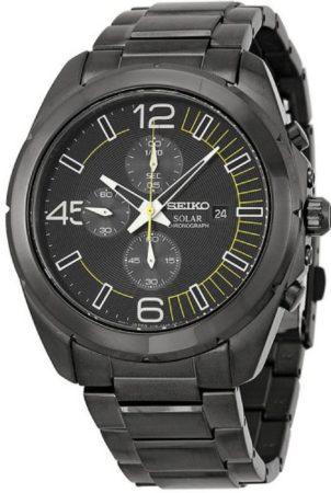 Afbeelding van Seiko Solar SSC217P1 Heren Horloge