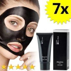 7 x Blackhead Masker Deluxe | Pilaten | Mee eters verwijderen dankzij het Zwarte masker