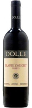 Afbeelding van Weingut Peter Dolle Blauer Zweigelt Reserve, 2016, Niederösterreich, Oostenrijk, Rode Wijn