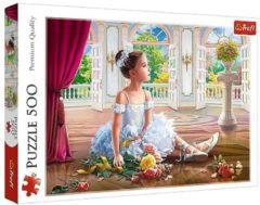 Massamarkt Puzzel Kleine Ballerina 500 stukjes