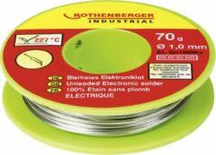 Rothenberger Elektronica Soldeer - Ø1,5mm / 70gr