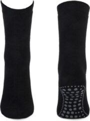 Basset Antislip Sokken Zwart 39-42