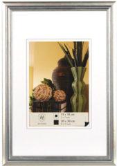 Henzo Fotolijst Artos frame 20x30cm foto 13x18cm zilver hout