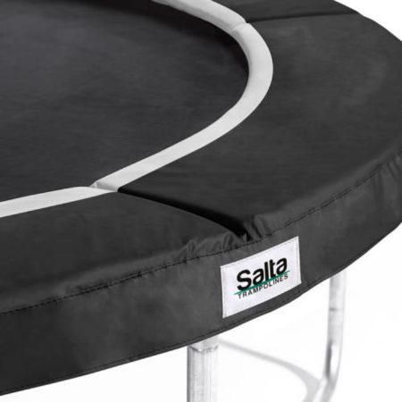 Afbeelding van Antraciet-grijze Top Twence Salta Trampoline Beschermrand 213 cm Antraciet - Trampoline Beschermrand