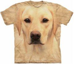 The Mountain Honden T-shirt blonde Labrador voor volwassenen S