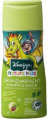 Kneipp Nature Kids Draken Shampoo & Douche (drakenfruit & toverhazelaar) (1 flacon van 200 ml)