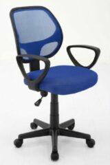 Rousseau Bureaustoel Pipa - blauw