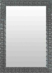 Perfecthomeshop Zilveren Spiegel 68x108 cm – Lisa – Uniek Ontwerp – Duurzaam