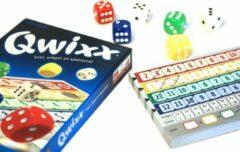 White goblin Qwixx voordeelbundel - Qwixx + Qwixx 2 scorebloks + Qwixx Big Points