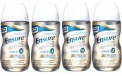 Abbott Ensure Plus advance vaniglia drink per il recupero di deficit nutrizionali e del peso corporeo 4x220ml
