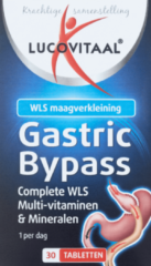Lucovitaal WLS Multi Vitamine Mineralen Gastric Bypass 30 capsules