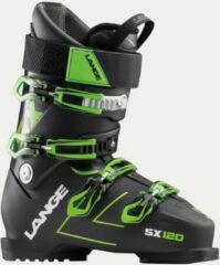 Lange SX 120 Skischoen Zwart/Groen