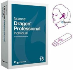 Nuance Dragon 15 Professional Individual - Wireless (NL+ENG)