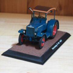 Blauwe Edition atlas Tractors Hanomag R 40 1947 1:32 Editions Atlas