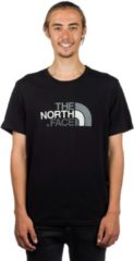 The North Face Men's Easy T-Shirt - TNF Black - L - Black