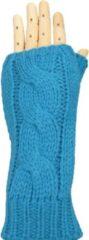 Lichtblauwe ECgloves Polswarmer dames